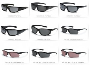 Tactical Sunglasses Styles