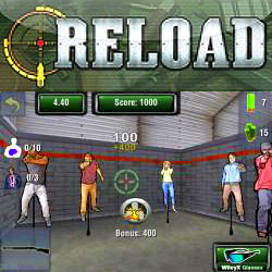 Wiley-X Eyewear Featured in Reload Video Game