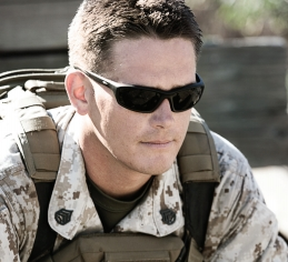 Ballistic rated sunglasses are a popular choice for todays military and law enforcement personnel.