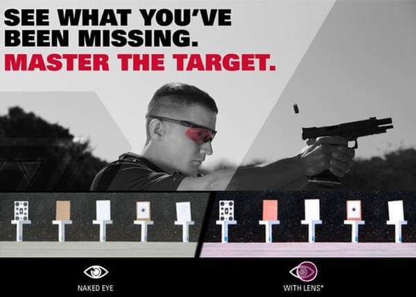 Oakley Prizm Lens Tint Example