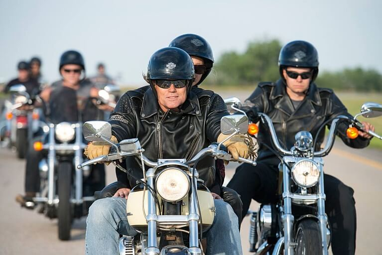 Wiley X Motorcycle Sunglasses Cruising