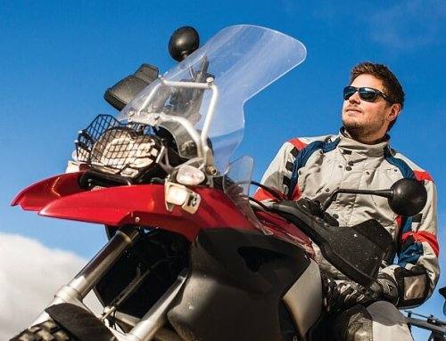 Motorcycle Safety & Eyewear Tips