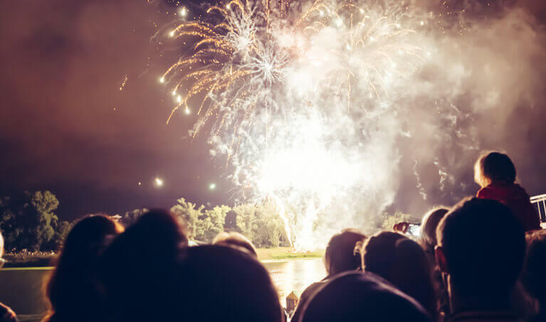 Fireworks & Eye Injuries