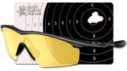 Safety Shooting Glasses are a must-have item when using firearms.