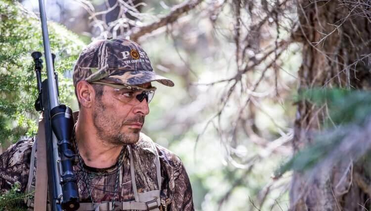 Wiley X Shooting Glasses Camo Hunter