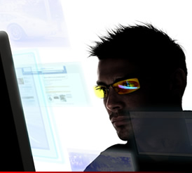 Computer Safety Glasses can help reduce eye fatigue and other symptoms.