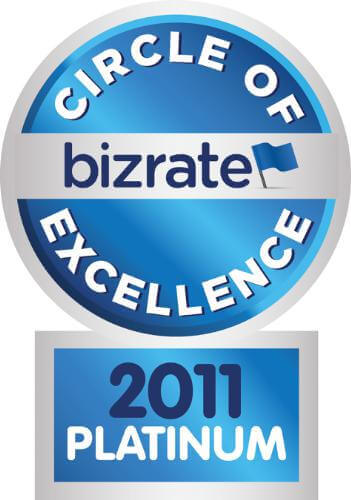 Bizrate-2011-Circle-Of-Excellence-Platinum-Award