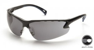 Safety Glasses like the Pyramex Venture 3 can provide the required eye protection for a wide variety of tasks.