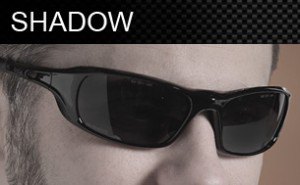 The Bolle Shadow Safety Glasses are available with a polarized lens.