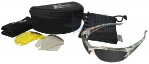 Edge Khor Polarized Safety Glasses