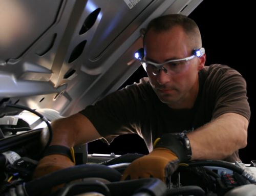 10 Benefits of Wearing LED Safety Glasses
