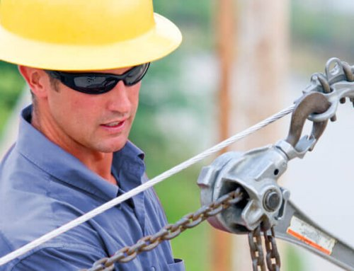 Consider Dielectric Safety Glasses When Working Around Electricity