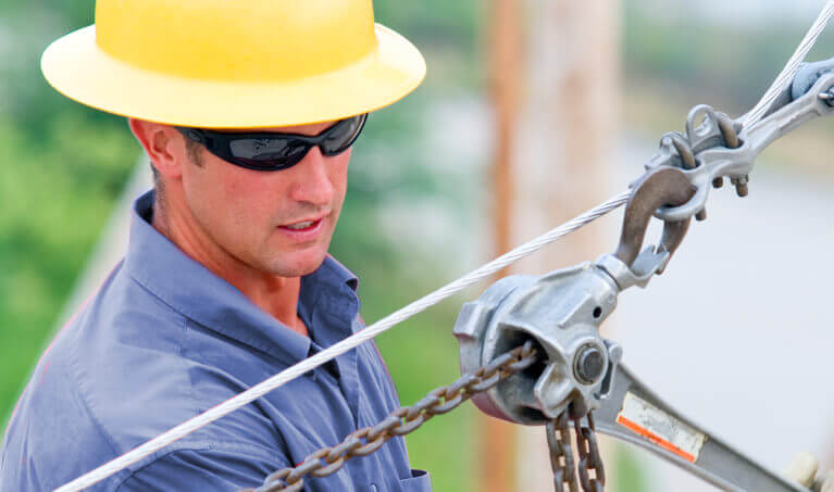 Lineman Dielectric Safety Glasses