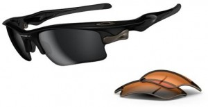 Oakley Fast Jacket Sunglasses