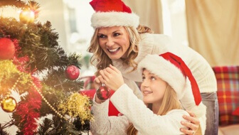 Keep Your Holidays Jolly by Preventing Eye Injuries