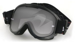 The Bobster MX1 Goggle features a ventilated frame and a anti-fog coating to help keep your vision clear
