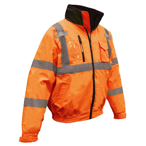 Stay Visible this Winter with High Visibility Clothing