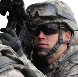 MCEP's goal is to increase the number of soldiers who wear protective eyewear thus reducing the number of eye injuries sustained in training and combat.