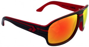 The Ely2 features a bold, retro style with intense, striking lens colors and detailing along the arms.