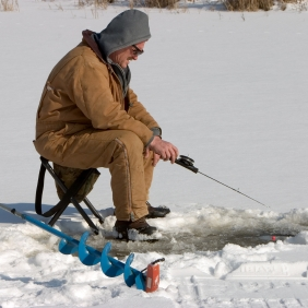 Fishing For Ice Safety – Ice Fishing Safety Tips