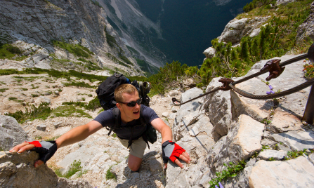 Eye Protection and Sun Safety When Rock Climbing