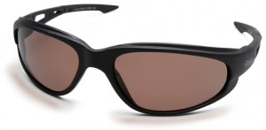 Edge Dakura Ballistic Polarized Safety Glasses with Copper Lens