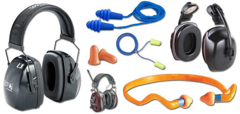 Hearing Protection Variety