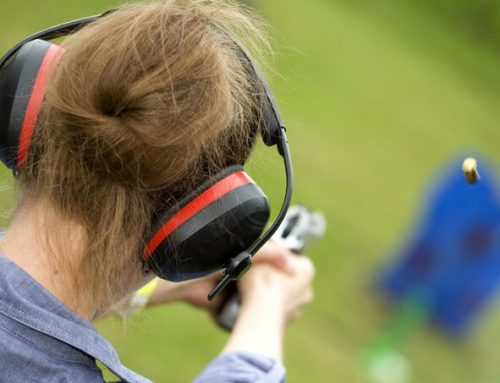 Aim for the Right Decibel Levels in Shooting Earmuffs Protection
