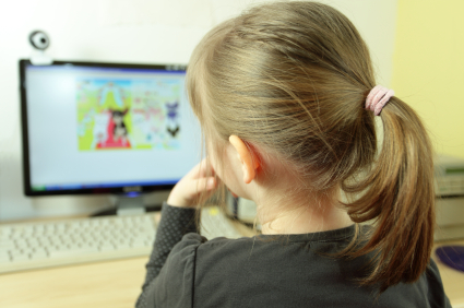 How Does Computer Use Affect Children's Vision?