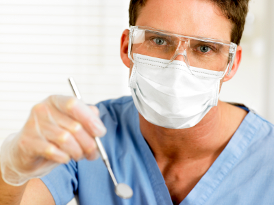 Eye Safety in a Dental Office