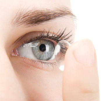 Contacts May Provide Added UV Protection