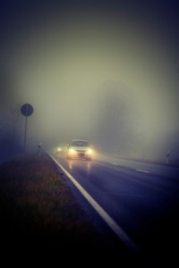 Driving In Fog