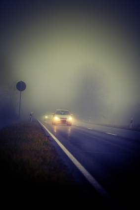 Driving In The Fog Made Easier