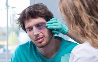 Eye Injury Examination