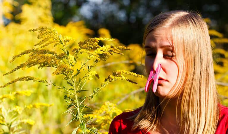 Allergy Girl