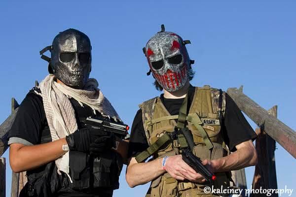 Airsoft Face Masks