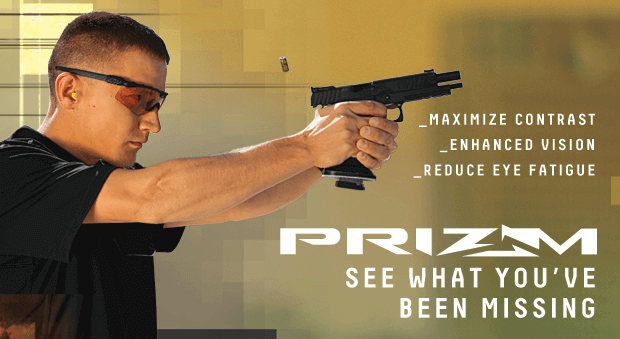 Oakley Prizm Shooting Glasses