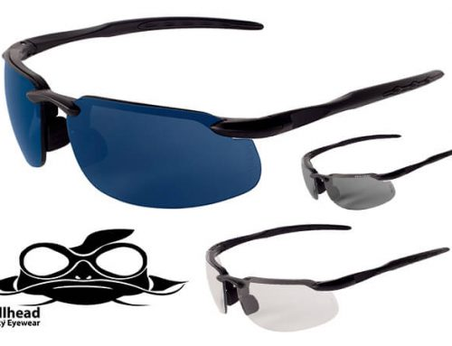 Product Review: Bullhead Kingfish Safety Glasses with Polarized/Photochromic Lenses