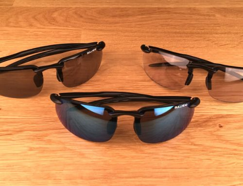 Product Review: Bullhead Swordfish Safety Glasses with Polarized/Photochromic Lenses