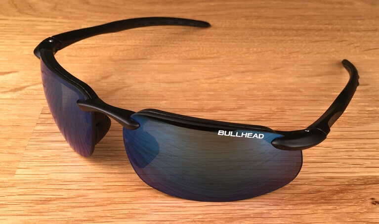 Bullhead Swordfish with Polarized Precision Blue Mirror Lens