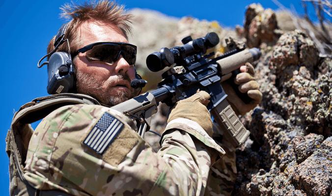 ESS Crossbow Suppressor Ballistic Eyewear