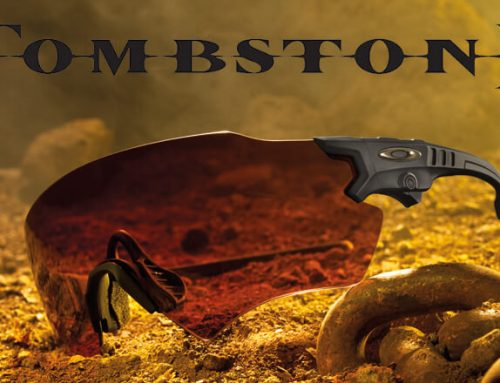 Coming Soon – Oakley Tombstone Shooting Eyewear