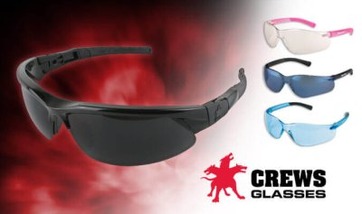 Crews Safety Glasses