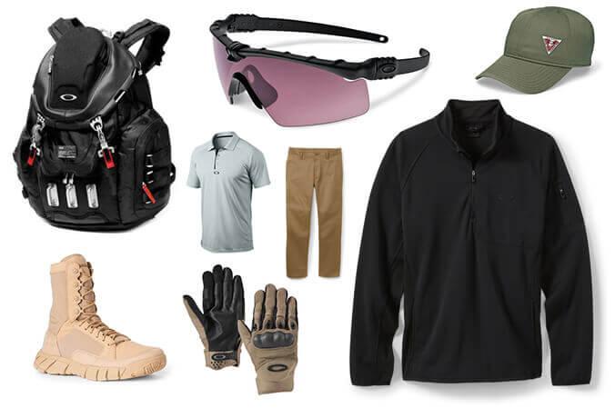 oakley sportswear