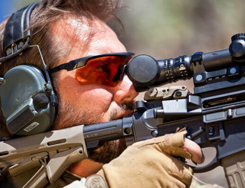How Can You Identify Ballistic Eyewear?