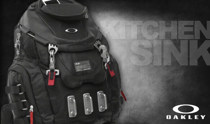 oakley kitchen sink backpack review - Kitchen Sink Oakley