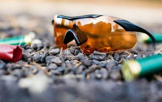 Wiley X Rust Shooting Glasses