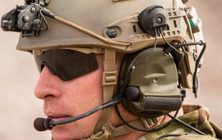 Ballistic Rated Eyewear