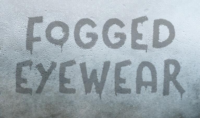 Fogged Eyewear