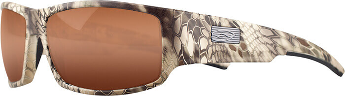 Only 500 Kryptek sunglasses were made, and no two pairs are the same!
